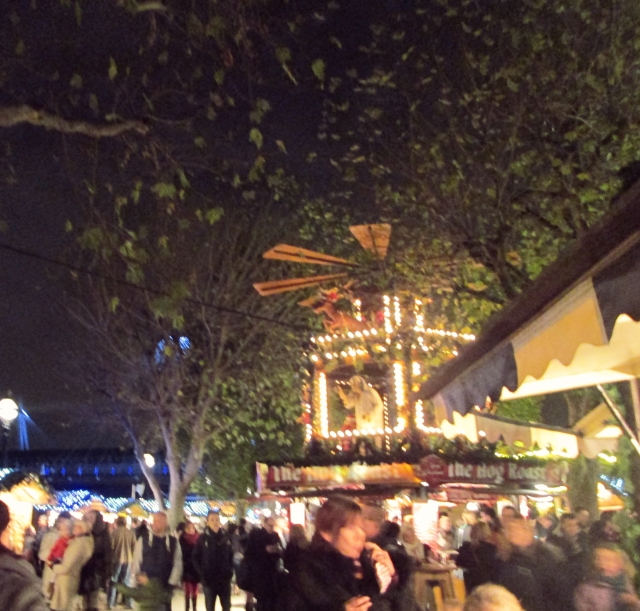 South Bank Christmas Market